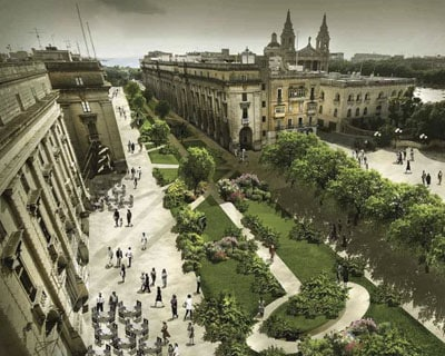 Exciting Proposal To Turn Floriana Into A 'Garden City'